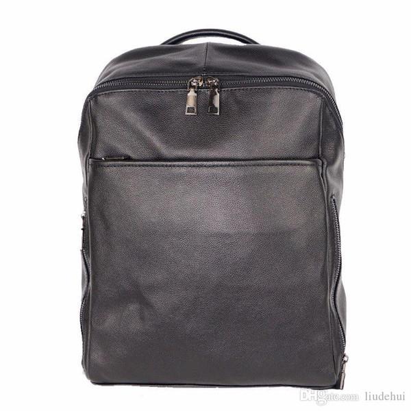 Avrupa ve Amerika Birleşik Devletleri İngiltere Koleji Sırt Çantası Hakiki Deri erkek omuz çantası Iş sırt çantası Güvenlik Moda Bilgisayar
