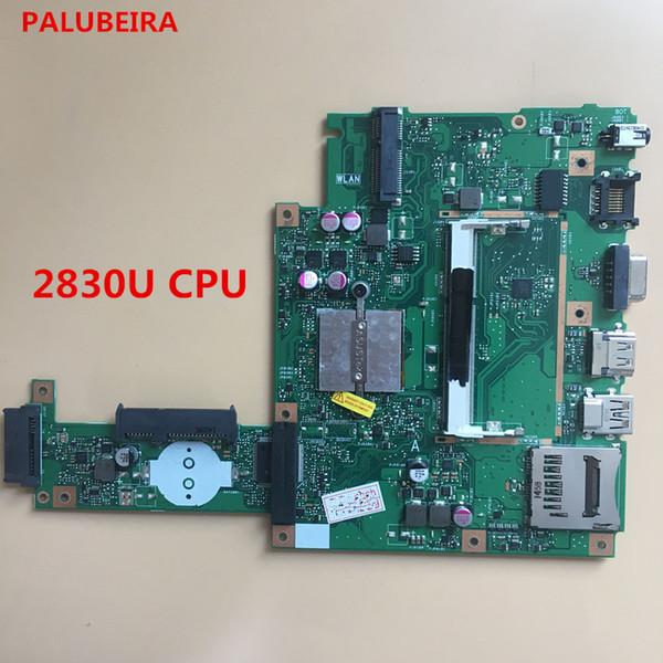 PALUBEIRA hohe qualität kostenloser versand für ASUS X403M F453M loptop motherboard mit 2830U CPU X453MA HAUPTBOARD ER2.0 100% getestet
