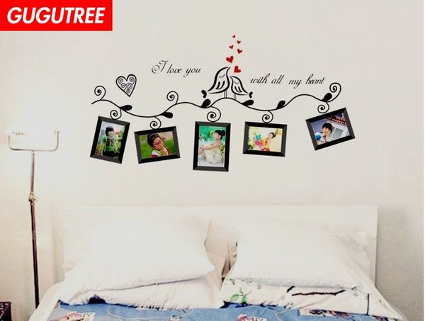 Decorate Home photo trees cartoon wars art wall sticker decoration Decals mural painting Removable Decor Wallpaper G-2273
