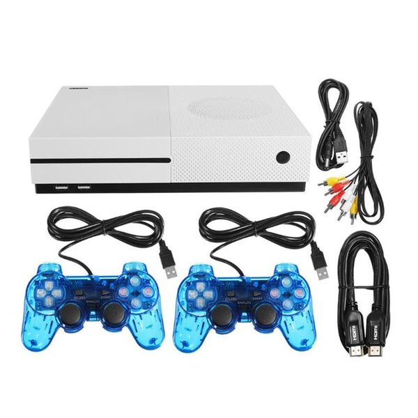 2019 4GB HD X-GAME HDMI Game Console Support Micro SD Card Can Store 600 Games For GBA FC MD Games With Retail Box