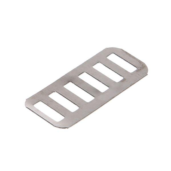 Elegant Bowknot Shape Clasp Turn Locks Twist Lock DIY Bag Hardware Accessories