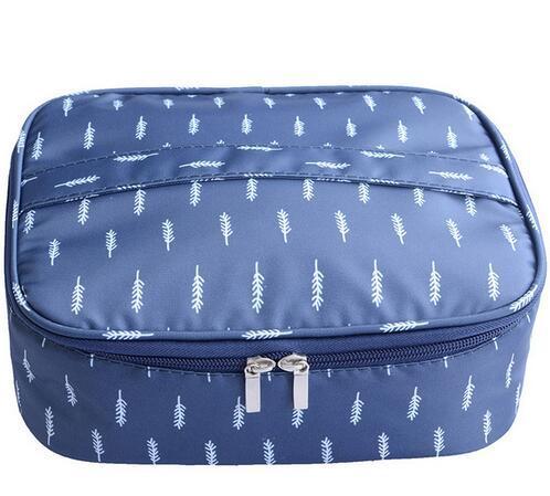 ETya cosméticos bolsa de moda de las mujeres de viaje maquillaje belleza bolsas aseo necesarios maquillaje lavado bolso organizador