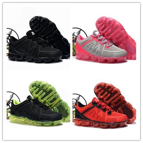 Compre Nike Air Max Airmax Vapormax Nuevo Bebé Niños Niño Niña Corredor Zapatos Casuales Niños Niñas Entrenadores De Punto Zapatillas De Deporte KPU
