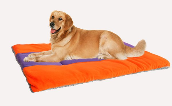 Warm Cotton durale dog blankets throws pet bed kennels mat pads 3 Size for autumn and winter use 2 pcs/ lot free shipment