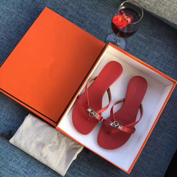 Men Fashion Wide Flat Slipper Sandals Flip Flop Mend Summer Beach Paris Sandals Slide Casual Summer Shoes Flip Flop