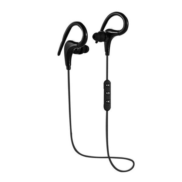 Hot BT-01 wireless Bluetooth headset ear-hook headphones subwoofer sports Bluetooth headset with microphone for Samsung Huawei apples