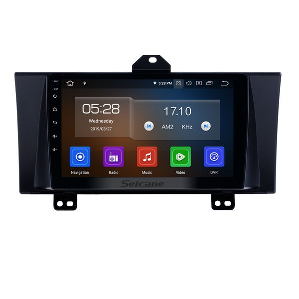 9 inch Android 9.0 Car Dvd Stereo Radio for 2012-2015 Honda Elysion Bluetooth WIFI USB HD Touchscreen GPS Navigation Carplay support DAB+