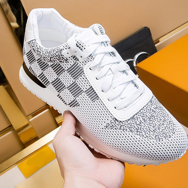 Mens Shoes Sneakers Running Trendy