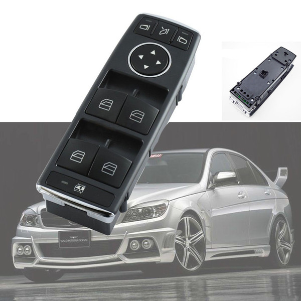 ZHIYUAN Nouvel interrupteur de vitre électrique 2049055402 pour Mercedes-Benz W204 W212 X204 S204 W204 A207 C207 W212 X204