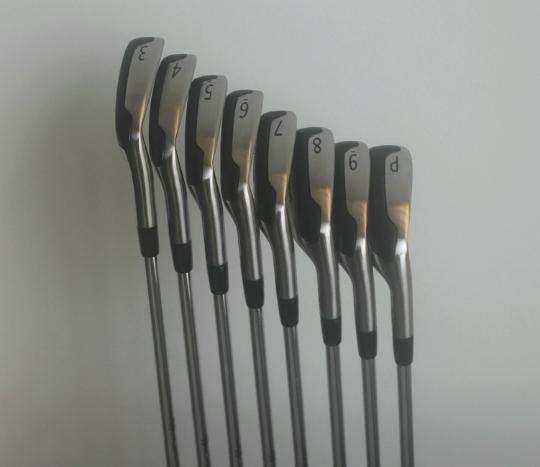 Mens Righted Golf Irons various styles of Irons Set #3-Pw with Graphite/Steel shafts Regular/Stiff Flex come with headcovers Golf Clubs