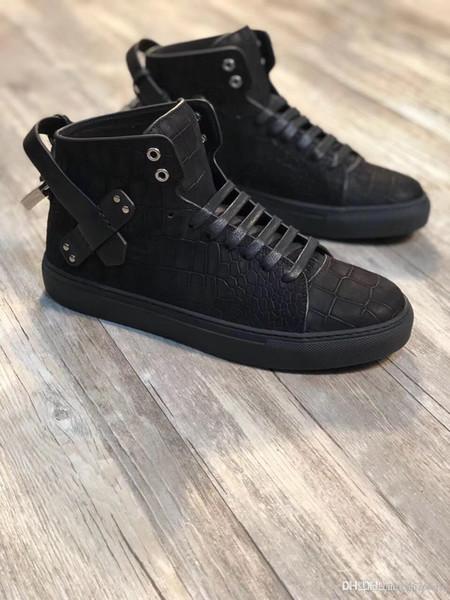 2018 heißer Verkauf Mens Brand Style Stiefeletten High Top Winter Fall Mans Short Boots Casual Flache Schuhe Runde Zehe Schuhe