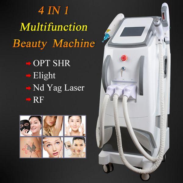 depiladora profesional nd yag láser eliminación de tatuajes ipl máquina de depilación máquina de rejuvenecimiento de eliminación en el hogar