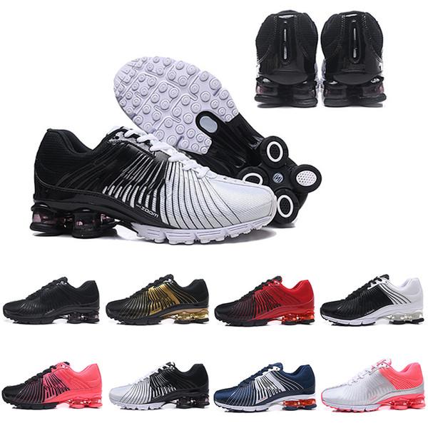 Nueva llegada Shox Deliver 625 zapatillas de running para hombre mujer de corte bajo con cordones deportivos zapatillas de deporte de marca para hombre Zapatillas de deporte Tamaño 36-46