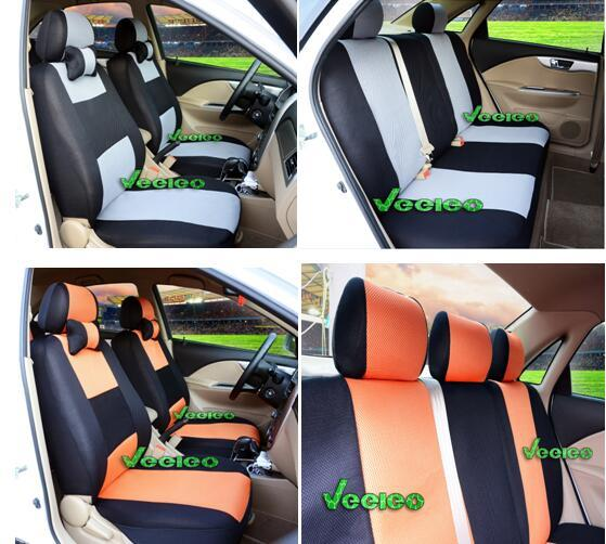 top popular Universal Seat Cover For KIA Cerato Rio Sportage Forte Sorento Spectra Ceed Soul Carnival 3D Material+Free Shipping 2019