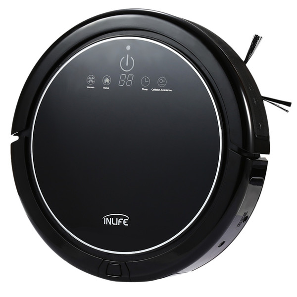 best selling Inlife I6 Robot Vacuum Cleaner Wet Mop with Remote Control