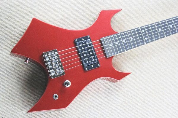 metalik kırmızı