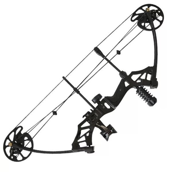 35-70lbs adjustable compound bow powerful pulley bow with 80% labor-saving structure for outdoor archery hunting shooting 4color thumbnail