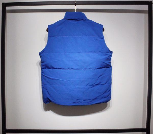 Original designer winter new Canadian men's brand luxury thickening ladies down jacket fashion warm comfortable sleeveless couple vest
