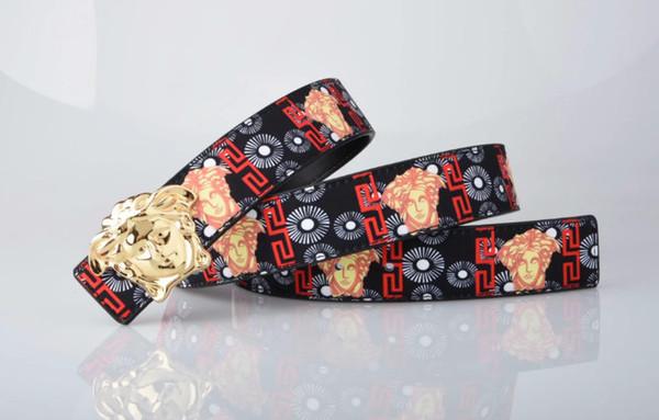 weping / 2019 designer belts men high quality luxury leather belt men women hot Buckle ceinture homme mens belts luxury