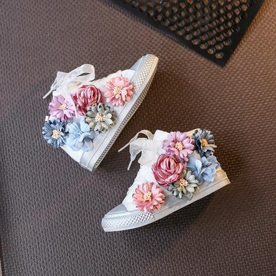 Autumn new Fashion Children's shoes outdoor super perfect design cute girls princess shoes casual sneakers