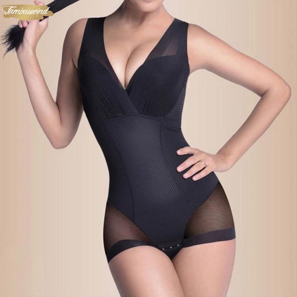 Lady emagrecimento queimar Shaper Fat Briefs Corpo Barriga Magro completa Shapewear emagrecimento underwear veste Bodysuits Jumpsuit L Xxl