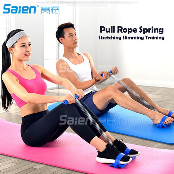 Y cintura pie para de abdomen ejercicios