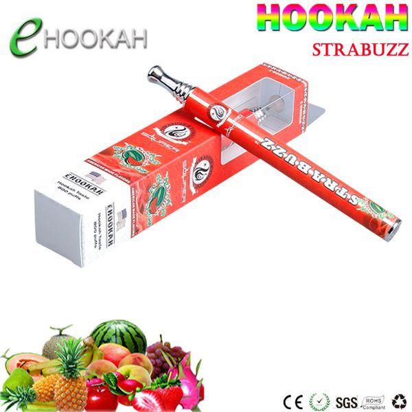 Top quality disposable cigarettes 800 puff square starbuzz e hookah vaporizer shisha time vape pen metal tip Ecig ehookah starter kits