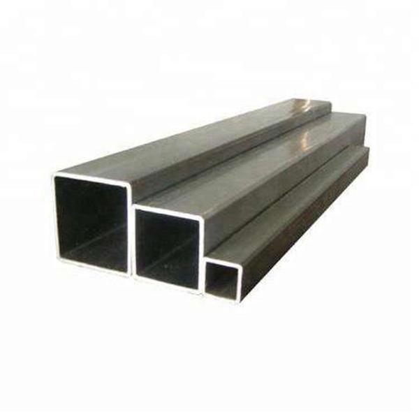 best selling Titanium square   rectangular tube Seamless Grade 1  Grade 2 Pure Titanium square tube  titanium rectangular tube