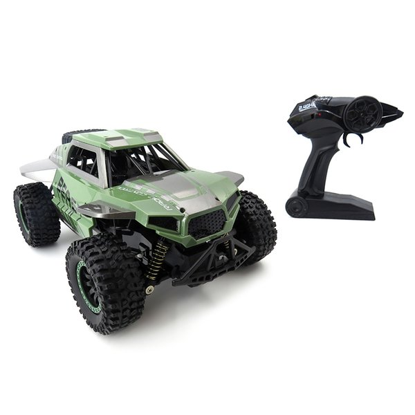 wholesale SL - 146A 1/18 2.4GHz 20 - 25km/h Independent Suspension Spring Off Road Vehicle RC Crawler Car