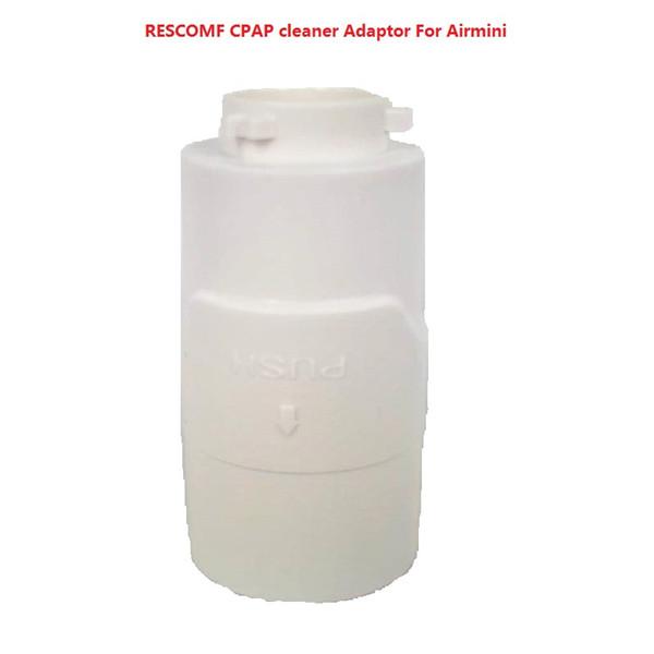MOYEAH CPAP Tube Adapter Heated Hose Adapter RESCOMF/VirtuClean Ventilation  Disinfector Fits For Airmini Travel CPAP Only Sleep Apnea Mild Sleep