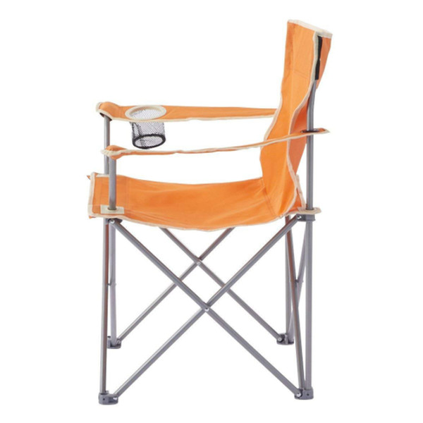 Outdoor camping folding chair for the export of ultra-light aluminium alloy fishing chair leisure beach chair FCC001