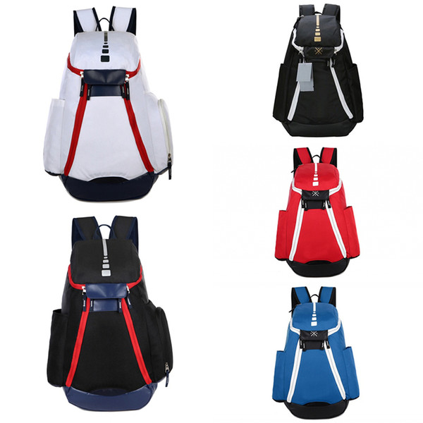 best selling Fashion Mens Olympics Backpack Men Women Basketball Backpacks High Quality Large Capacity Outdoo Travel Bags Sports Schoolbag