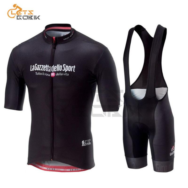 Bib cycling set