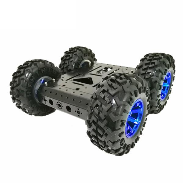 vente en gros robot c3 smart bricolage 4wd 4 roues motrices moteur 12v robot pratique et multifonctionnel