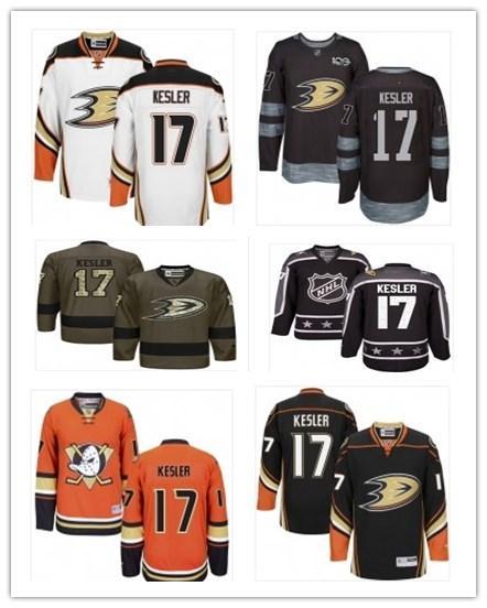 promo code 09d85 7bab8 2019 Hockey Jerseys Anaheim Ducks Men/Women/Youth Best 17 Ryan Kesler  Jersey Custom Name And Number Free Ship Baseball Wear UK 2019 From  Menjersey, UK ...