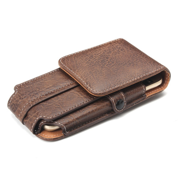 Case For Philips Xenium E571 High Quality Belt Clip Hook Loop Shockproof Leather Pouch For Philips Xenium E570/E331/E266W/E316