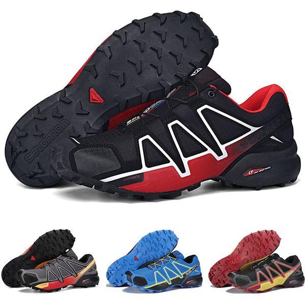 Top Speed Cross 4 CS IV Men Running Shoes Outdoor Walking Jogging Sneakers Athletic SpeedCross 4 sports Shoes size 40-46