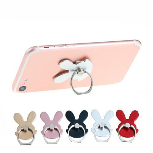 Magnetic Finger Ring Holder Universal Stand for Cell Phone Iphone X XS MAX XR Samsung S10 Plus I Ring Lazy Bracelet In Package Bag