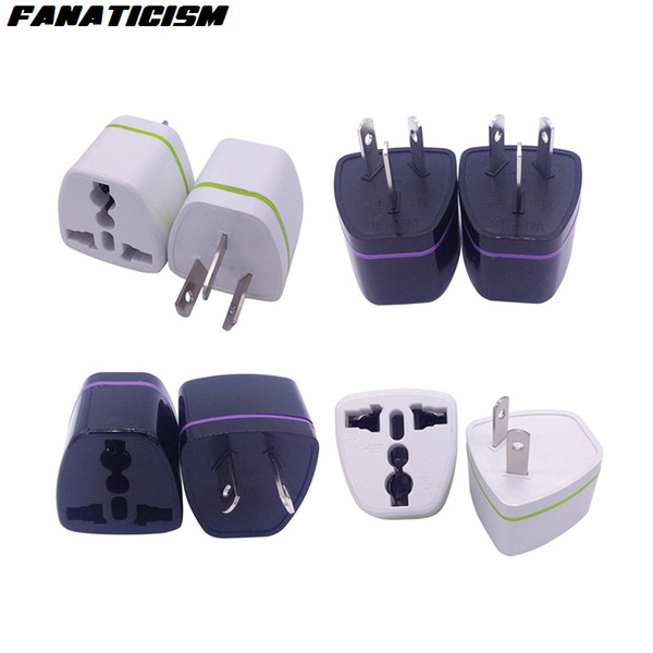Fanaticism CE ROHS Universal US UK EU To AU Plug Adapter Converter Australia Travel Charger AC Power Electrical Plug Adaptor Socket