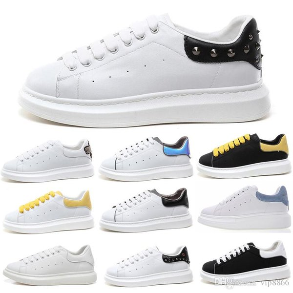 luxury black white presto triple casual shoes lace up designer comfort girl women sneakers leather shoes men womens sneakers size 13 - from $48.07