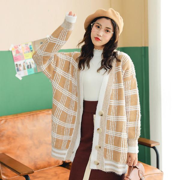 Sweatshirts Casual Japonais Harajuku Ulzzang Femme Coréen Kawaii Mignon Vêtements Pour Femmes