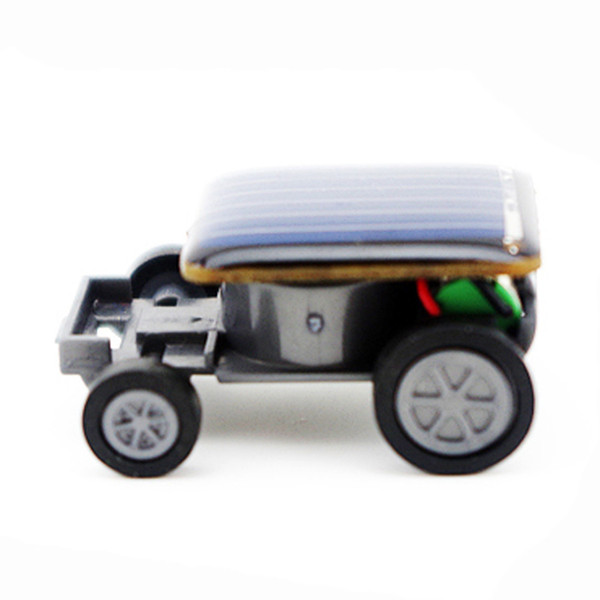 Toys For Children Smallest Mini Car Solar Power Toy Car High Quality Racer Educational Gadget Children Kid's Top Selling Toys