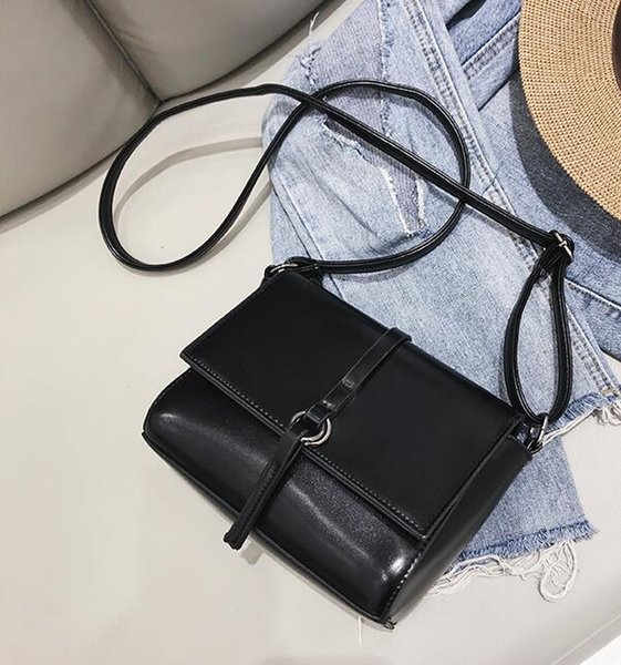 Hochwertige Umhängetasche Handtaschen Clutch Bags Neue Hit Farbe Ling Gitter Messenger Bag einfache Kette Paket Cross Body Taschen 02