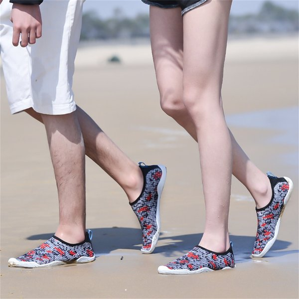 women sport shoes platform Water Sports Shoe Barefoot Quick-Dry  Yoga Shoes Swimming Surf baskets femme sneakers#G2