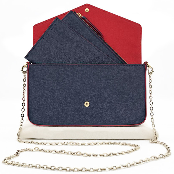Designer Handbags Purses Fashion Women Designer Shoulder Bags High Quality Brand Designer Crossbody Bag Size 21/12/3 Cm N63106
