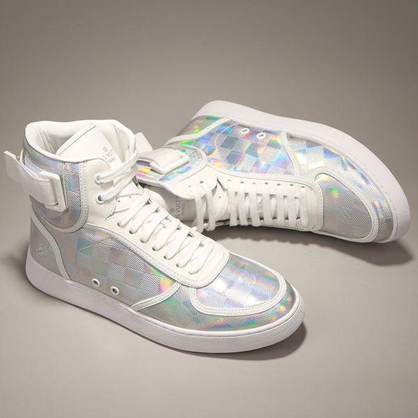 Nouvelle arrivée Rivoli Sneaker Bottes Chaussures Hommes Chaussures de Lujo para hombre légère automne et l'hiver Footwears à lacets Bottes Hommes Casual