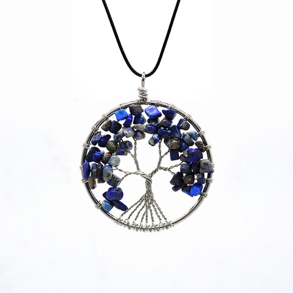 Tree of Life Pendant Necklace 12