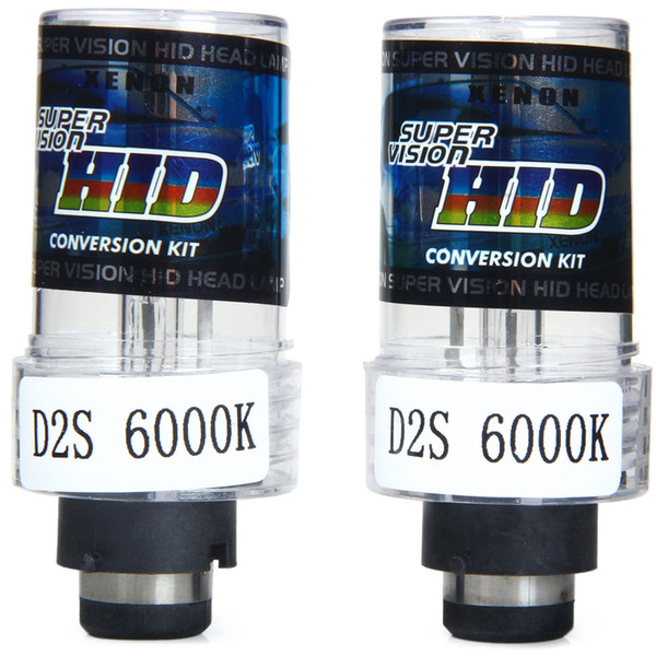 D2S Super Bright 6000K 3600lm White Light HID Xenon Lamp Car Headlamp ( 2pcs )