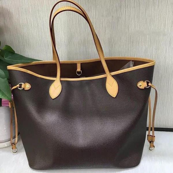 2019 Global free shipping classic matching leather handbags Best quality handbag M40995 Size 32cm 29cm 17cm
