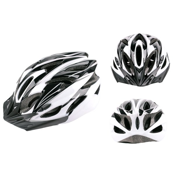 Bike Cycling Ride Helmet Outdoor Sports Safety Bicycle Helmets White Accessories